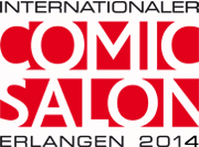 Logo Comic Salon 2014