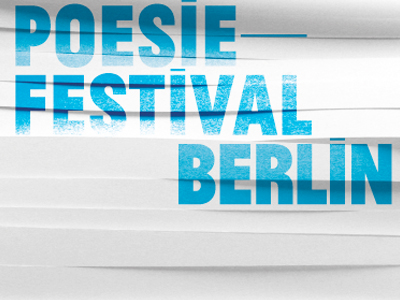 15. Poesiefestival Berlin