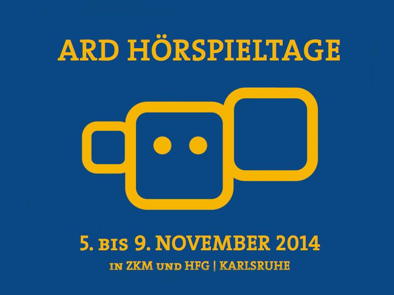 ARD Hörspieltage 2014 in Karlsruhe